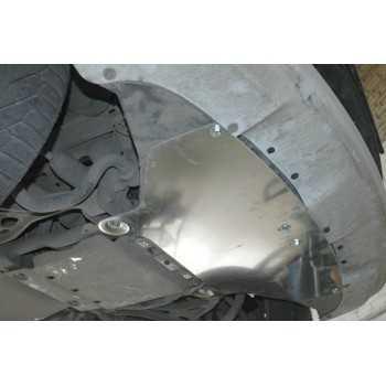 Blindage moteur acier Jeep Grand Cherokee WK 2013-