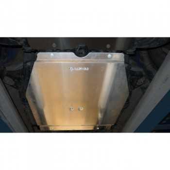 Blindage bv+bt aluminium Toyota Hilux 2006-2015