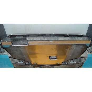 Blindage moteur aluminium Ford Kuga 2013-