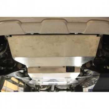 Blindage aluminium moteur FORD RANGER 2012+