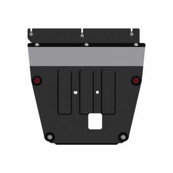 Blindage moteur acier Dacia Duster 2015-