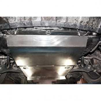 Blindage aluminium moteur Jeep Grand Cherokee 2011+