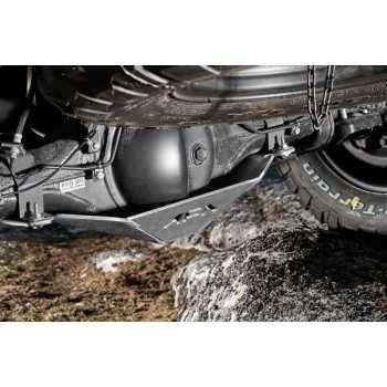 Blindage pont arriere aluminium AFN Toyota Hilux Revo 2016-