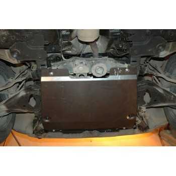 Blindage moteur aluminium Dacia Duster 2010+
