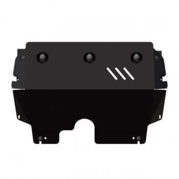 Blindage acier moteur Volskwagen Polo 05-2009-2014 1.2L 1.4L 1.6L