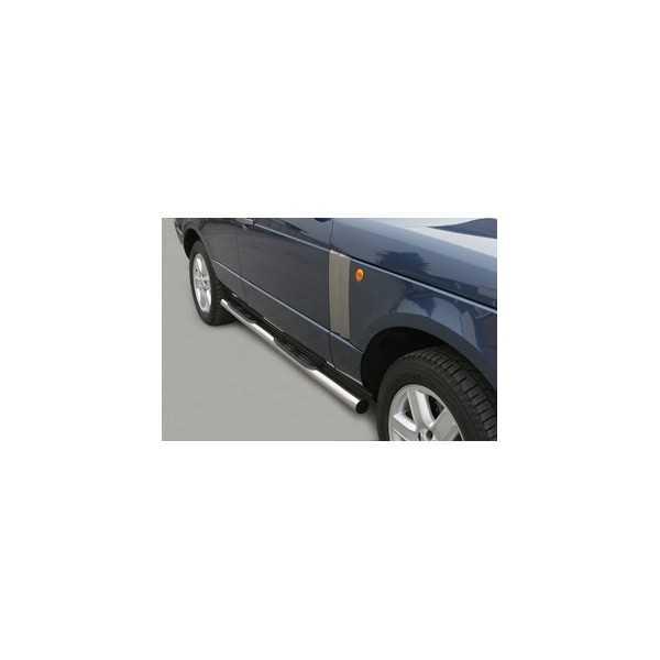 Marche pieds inox max 76 Range Rover L322 aprés 2005