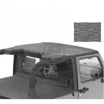 Bikini® Tops MESH Jeep Wrangler JK 2007-2009 2 portes