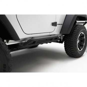 PROTECTION LATERALE ROCK CRAWLING JEEP WRANGLER JK 2 PORTES 2007-2017