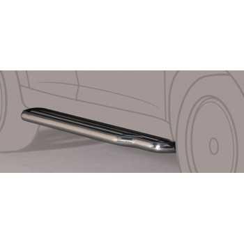 Marche pieds inox 50 mm Hyundai Galloper 5 Portes