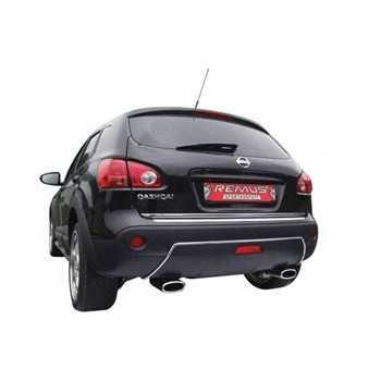 SILENCIEUX ARRIERE NISSAN QASHQAI 2 WD & 4WD 1.5 L & 2 L DCI 110 KW 2007-