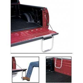 Marche pieds aluminium tous pick-up