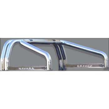 Arceau de benne 3 tubes Nissan Navara 2005-2010