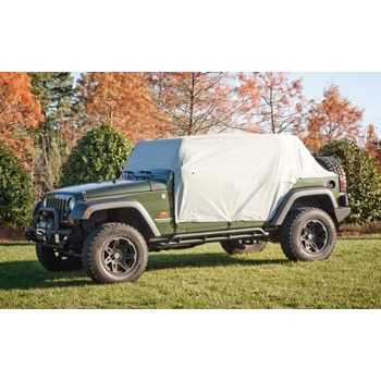 Couvre cabine Jeep Wrangler JK 2007-2018