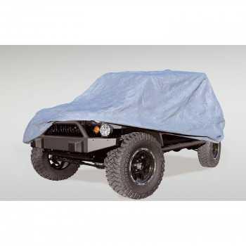 Housse de Jeep Wrangler JK 2004-2018 4 portes