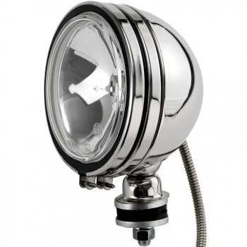 Phare baja rond chrome diam.160 mm