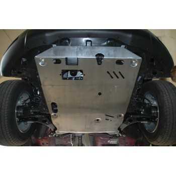 Blindage moteur aluminium Mitsubishi ASX 09/2010+