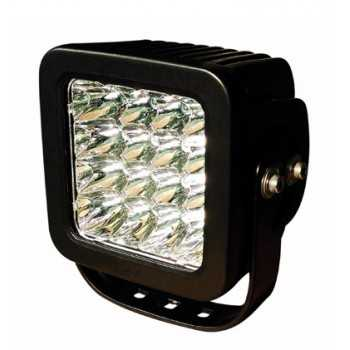 Phare de travail carré 16 LED 3520LM