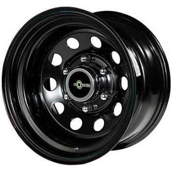 Jante acier modular noire 8X16 Land & Range Rover déport -20