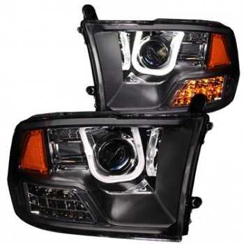 Optique de phare a Led Dodge Ram 2009-2018