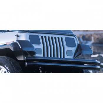 Protection d'aile acrylique Jeep Wrangler YJ 87-95