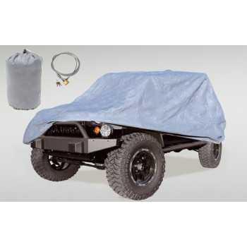 Housse avec antivol Jeep
