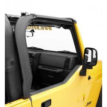 Entourage de porte Bestop® Jeep Wrangler TJ 1997-2006
