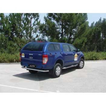 Hard top STAR-LUX avec vitres laterales Ford Ranger 4 Portes 2012+