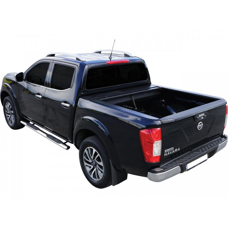 roll top cover nissan navara np 300. Black Bedroom Furniture Sets. Home Design Ideas