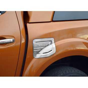 Trappe a essence chrome Nissan Navara NP300 2016+