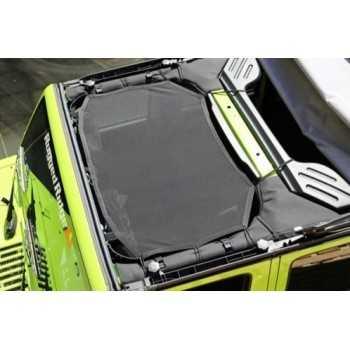 Filet de protection solaire avant Jeep Wrangler 07-18