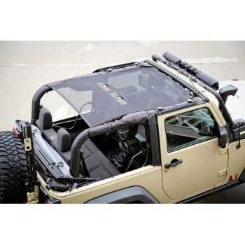 Filet de protection solaire Wrangler JK 2007-2018 2 portes