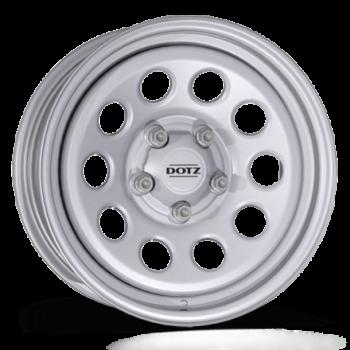 Jante acier DOTZ SURVIVAL grise 7x16 VW Amarok
