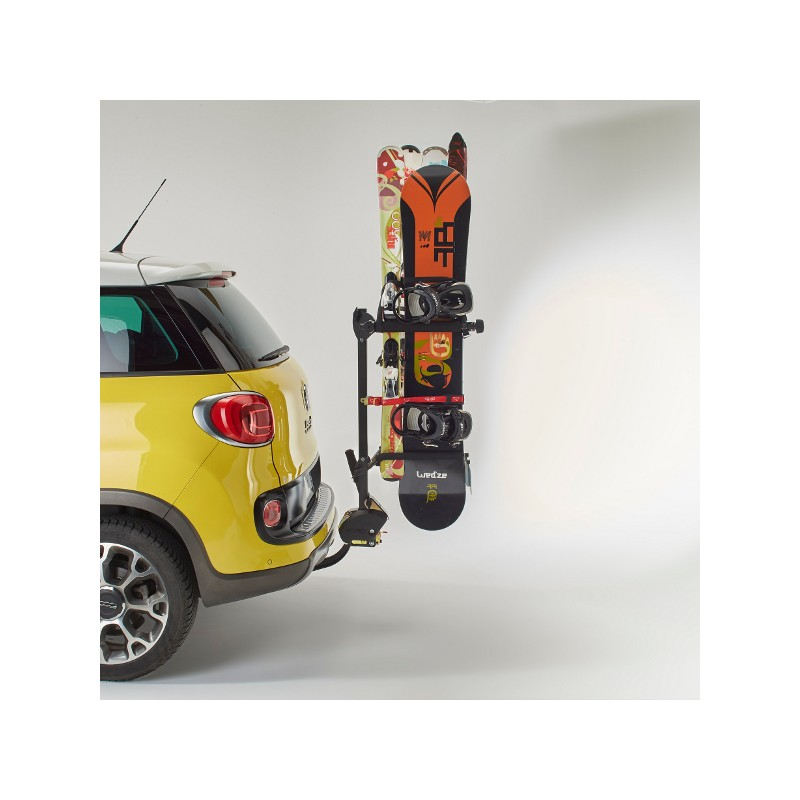 porte skis porte surfs sur attelage cash 4x4 equipements. Black Bedroom Furniture Sets. Home Design Ideas