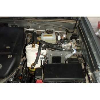 Kit montage pre-filtre RACOR TOYOTA KDJ120-125 3L DTI D-4D 2002-2007