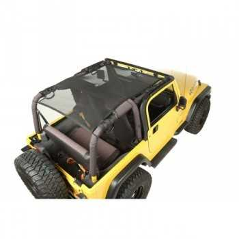 FILET DE PROTECTION SOLAIRE JEEP WRANGLER 1997-2006