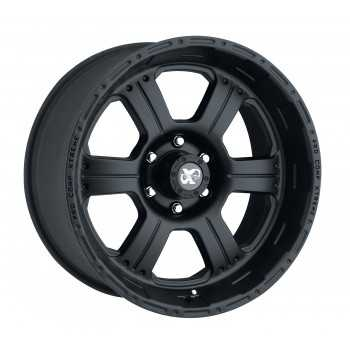 Jante Procomp Xtreme noire 8X17 Nissan Navara D40-Pathfinder 2005-2010