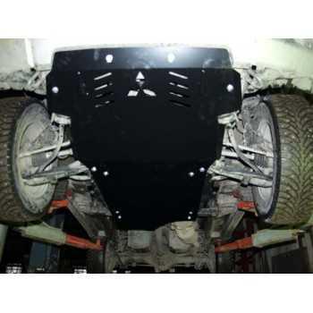 Blindage moteur acier Mitsubishi Pinin 1999-2005