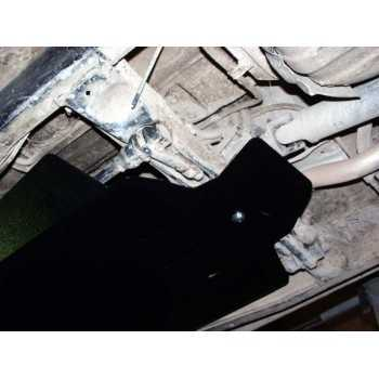 Blindage acier boite de transfert Mitsubishi L200 1996-2006