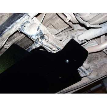 Blindage boite de transfert acier Mitsubishi L200 1996-2006
