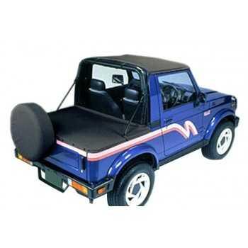 Tonneau cover Bestop® noir Suzuki Samourai 410-413