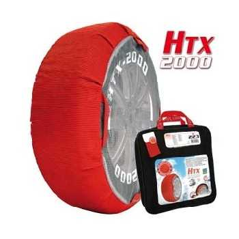 Chaussette neige HTX 2000 Pour Pneus de 215-80R15-225-80R15-235-75R15.......