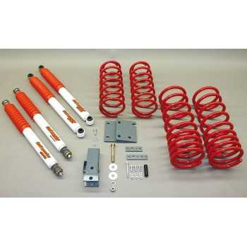 Kit suspension Trail Master + 60 mm Nissan GR 1987-1997 3 portes