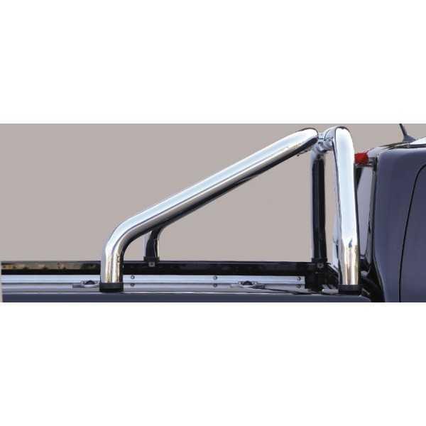 Arceau de benne inox Mercedes Classe X 2017+