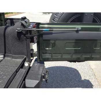 Verin d'assistance de porte arriere Jeep Wrangler JK 2007-2010