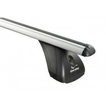 barre de toit aluminium Peugeot 5008