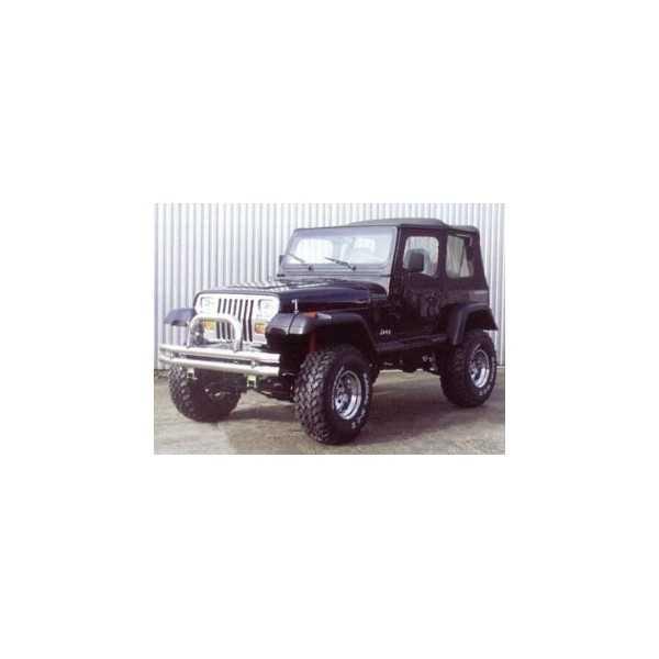 Calandre chromé Jeep Wrangler YJ