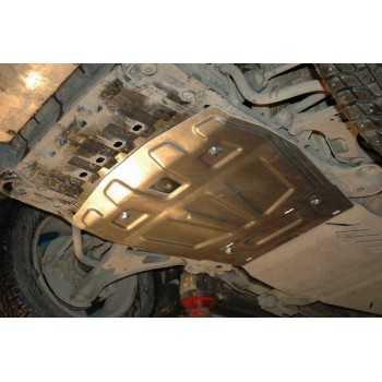 Blindage aluminium moteur Suzuki Grand Vitara 10/2005+