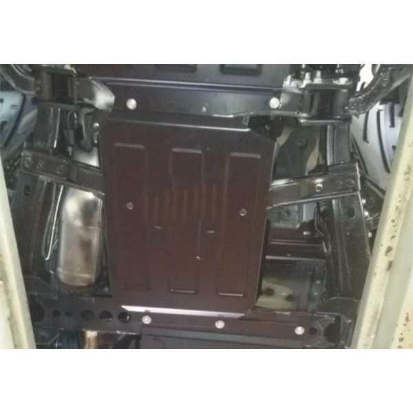 Blindage boite de vitesse aluminium Nissan Navara NP300 2016+