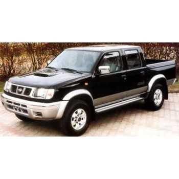 Elargisseurs d'ailes Nissan Navara 1998-