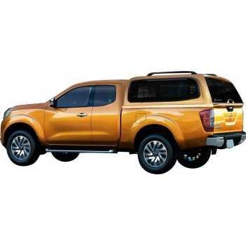 Hard top SAMMITR acier jaune Nissan NP300 2016+